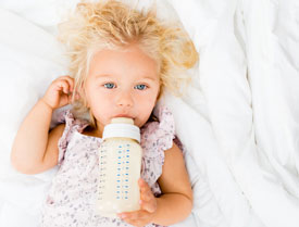 Pediatric Dentist in Casper, WY - Baby Bottle Tooth Decay